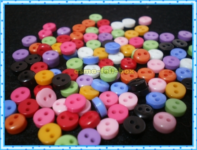 tiny buttons 6mm bulat.JPG