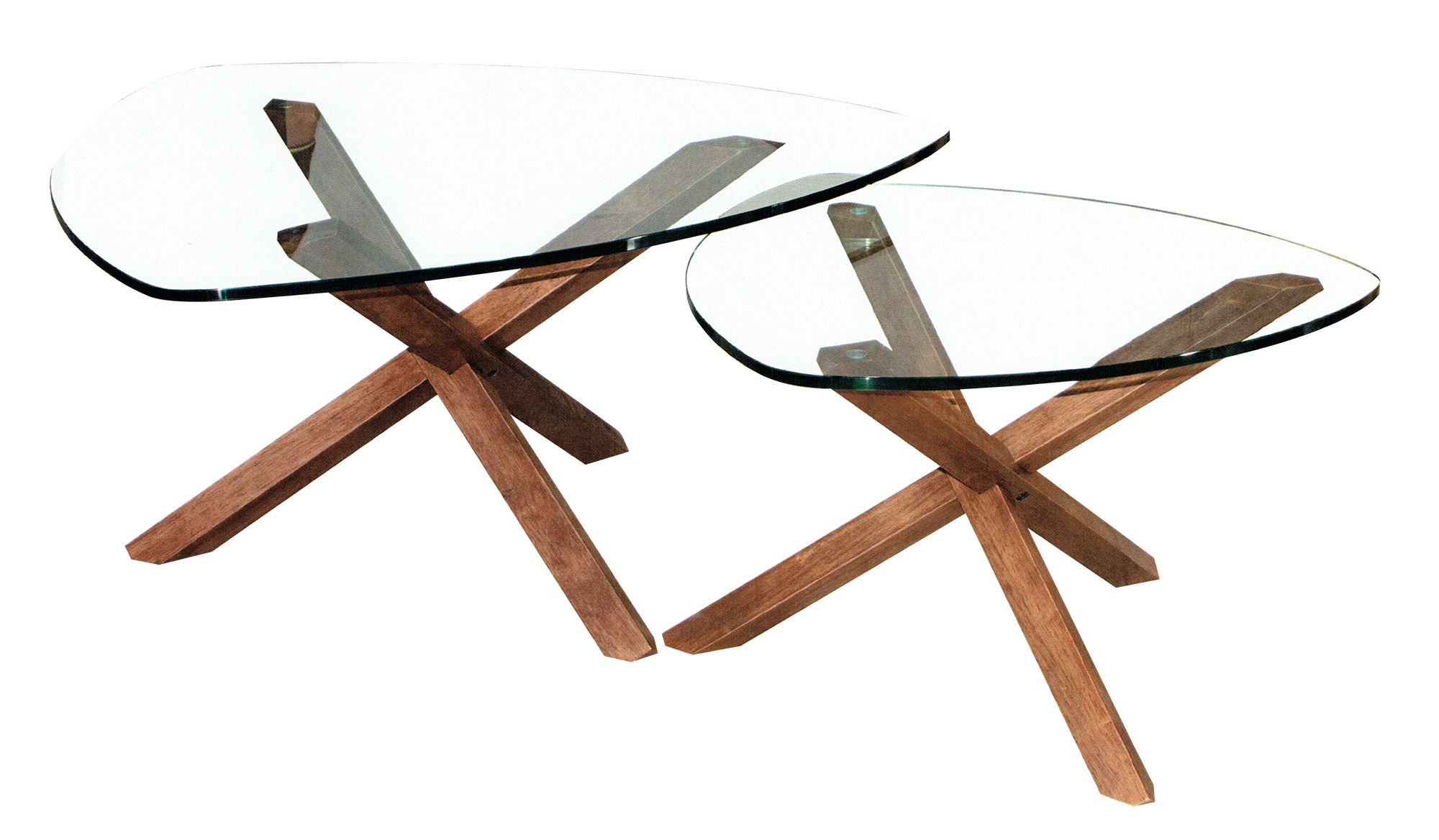 coffee table side table tripod triangle.jpg