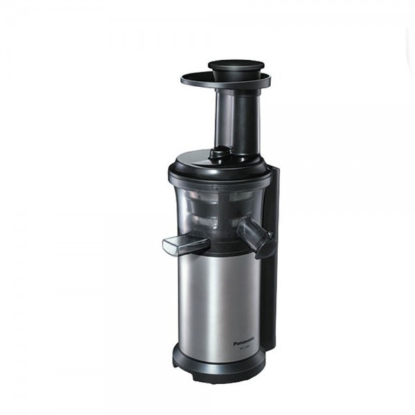Panasonic Slow Juicer Stainless Steel : Panasonic Juice Extractor PSN-MJL500 HAPTRON