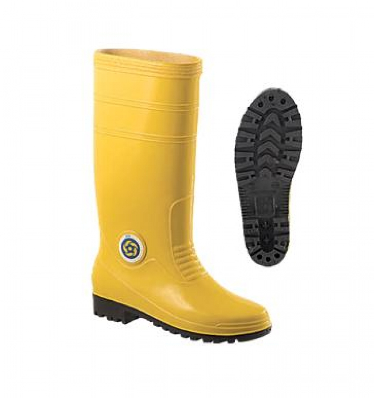Korakoh Safety Wellington Rubber Boots My Power Tools