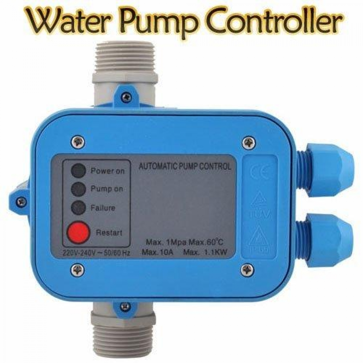 My Professional Automatic Pump Controller Switch My