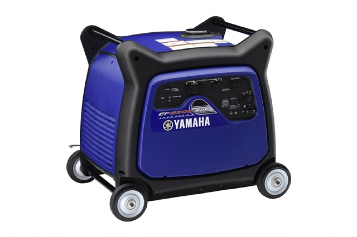 Yamaha portable inverter silent generator my for Yamaha generator for sale