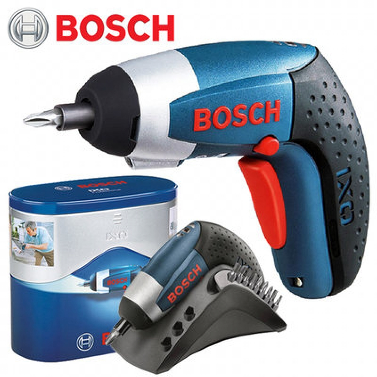 bosch ixo 3 6v cordless screwdriver my power tools. Black Bedroom Furniture Sets. Home Design Ideas