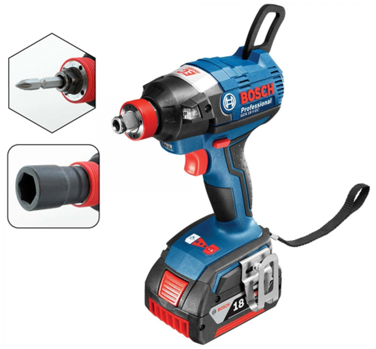 bosch gdx 18v ec professional review