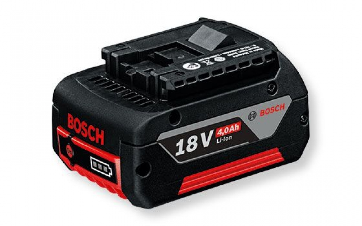 bosch 18v 4 0ah battery starter pack kits my power tools. Black Bedroom Furniture Sets. Home Design Ideas