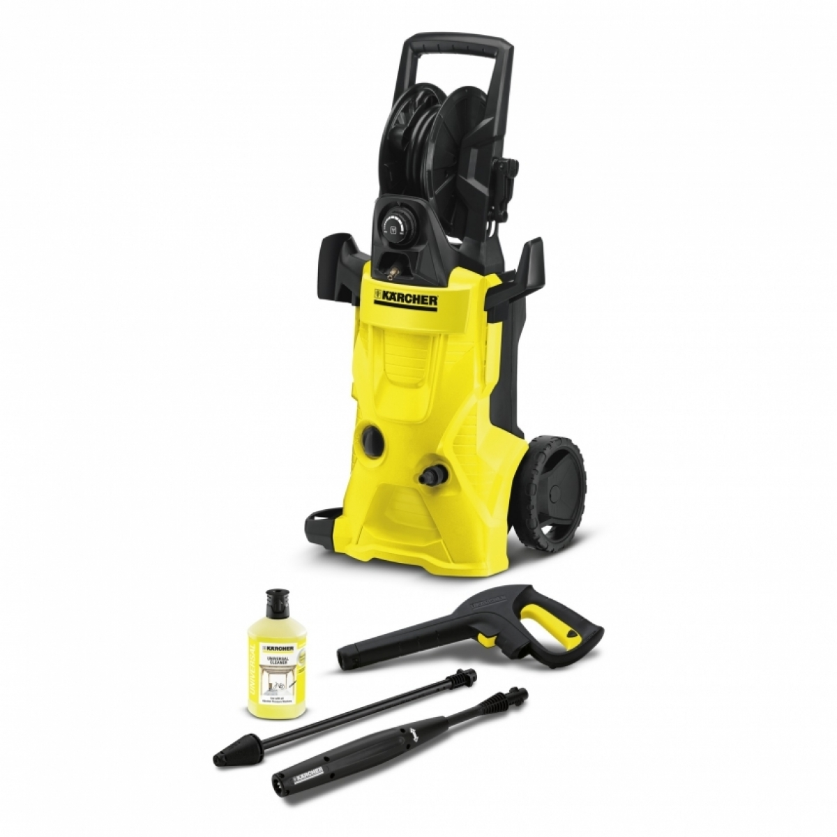 Karcher K4 Premium Induction High Pressure Washer My