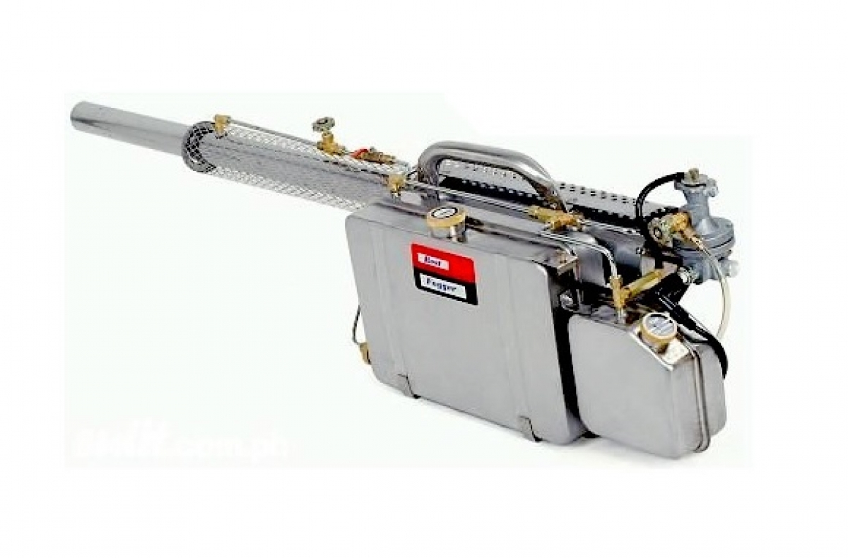 Omc Stainless Steel Thermal Ulv Fogging Machine My Power