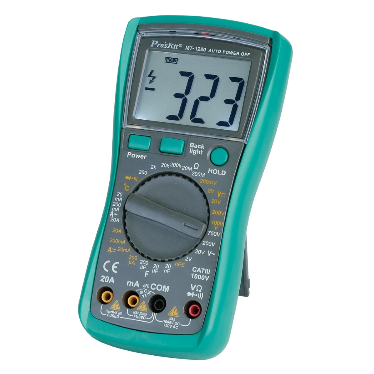 Proskit 3 1 2 Digital Multimeter My Power Tools