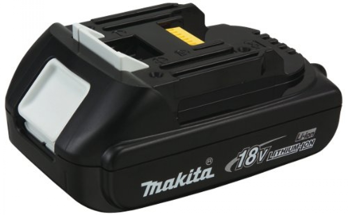 makita 18v 1 3ah lxt li ion slide battery pack my power. Black Bedroom Furniture Sets. Home Design Ideas