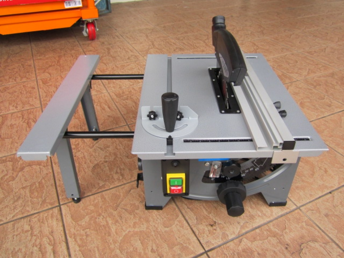 Jifa 1200w 8 Benchtop Table Saw With Extended Table My Power Tools