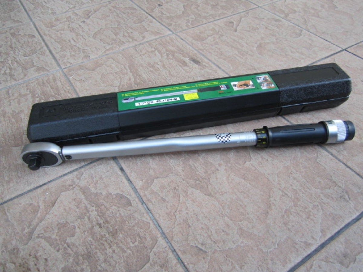 Matatakitoyo 1 2 Quot Dr 40 210nm Automatic Torque Wrench