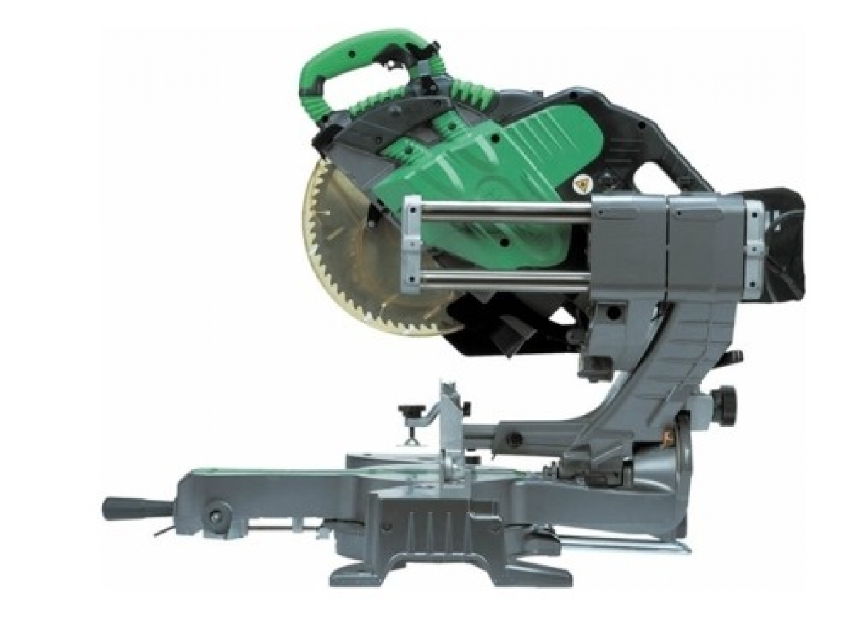 Hitachi 1600W 305mm 12 Slide Compound Miter Saw MY