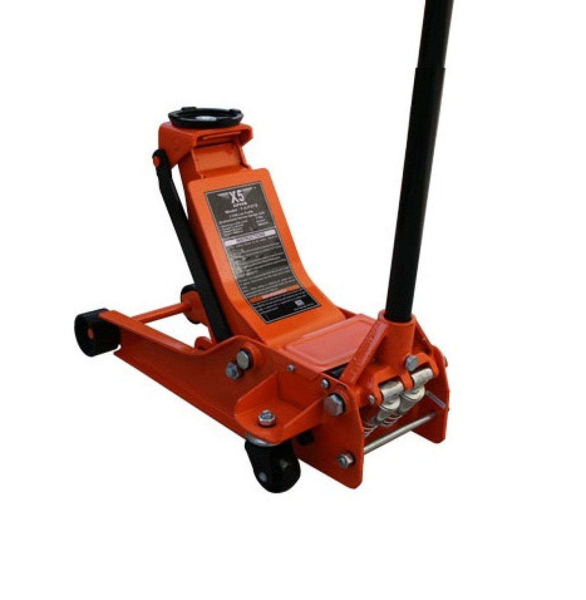 X5 3ton Double Piston Low Profile Floor Jack My Power Tools