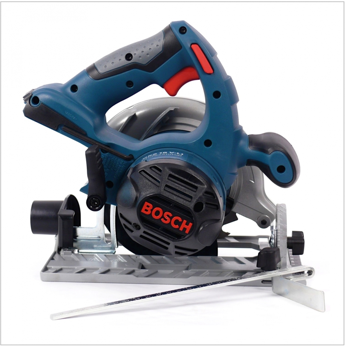 bosch gks 18v 165mm cordless circular saw solo my power tools. Black Bedroom Furniture Sets. Home Design Ideas