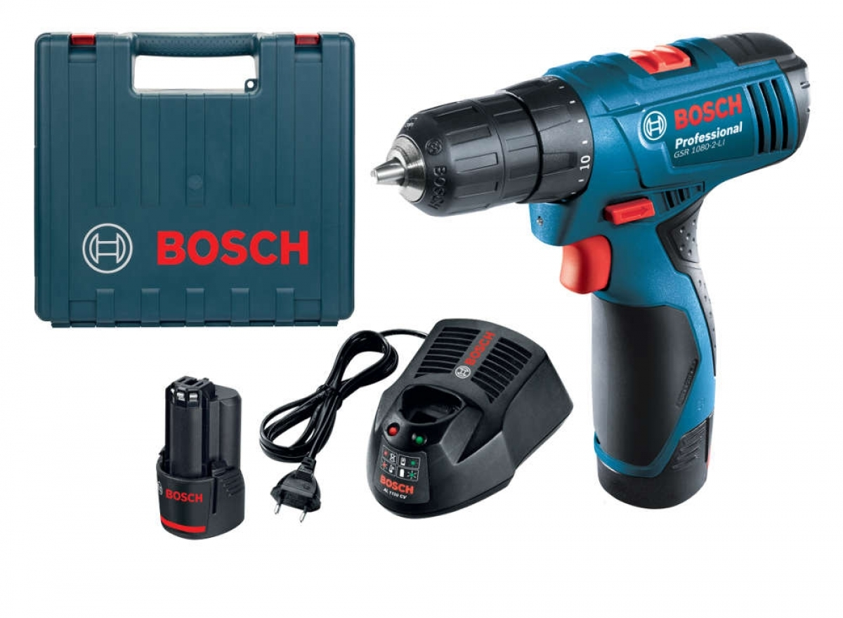 New bosch 10 8v gsr cordless drill driver my power tools - Bosch 10 8 v ...