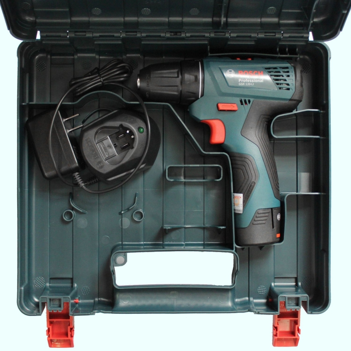 bosch gsr 12v compact cordless drill driver my power tools. Black Bedroom Furniture Sets. Home Design Ideas