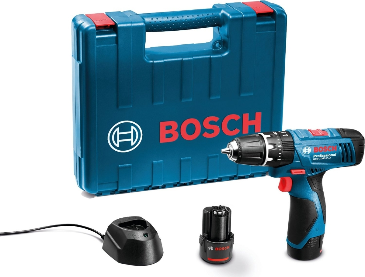 bosch gsb 10 8v compact cordless impact drill my power tools. Black Bedroom Furniture Sets. Home Design Ideas