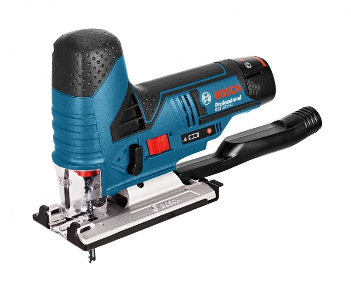bosch gst 12v cordless jigsaw solo my power tools. Black Bedroom Furniture Sets. Home Design Ideas