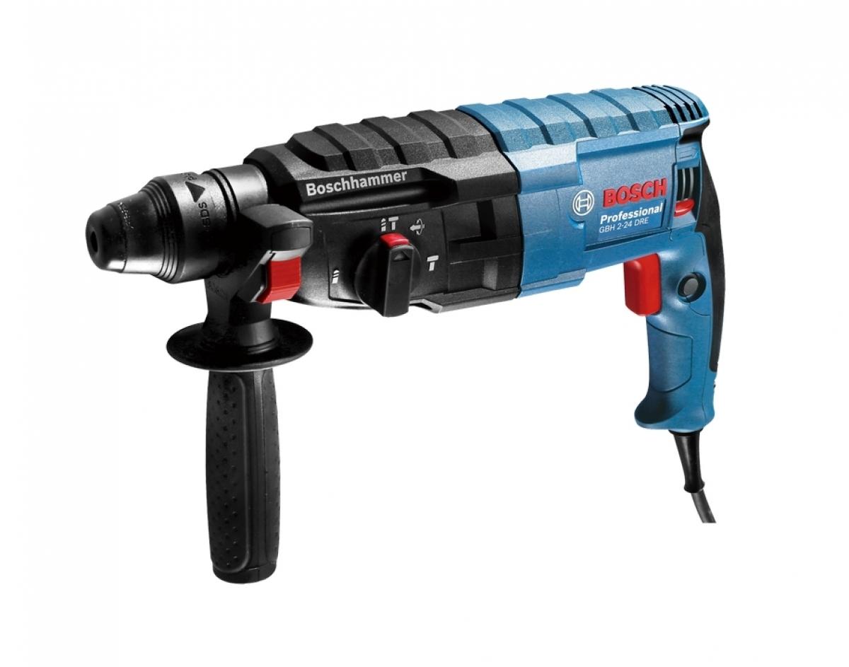 bosch gbh 790w 24mm sds plus rotary hammer my power tools. Black Bedroom Furniture Sets. Home Design Ideas