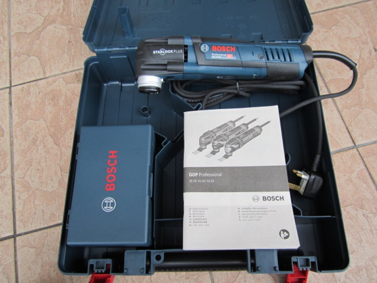 bosch gop 300w starlock plus multi cutter my power tools. Black Bedroom Furniture Sets. Home Design Ideas