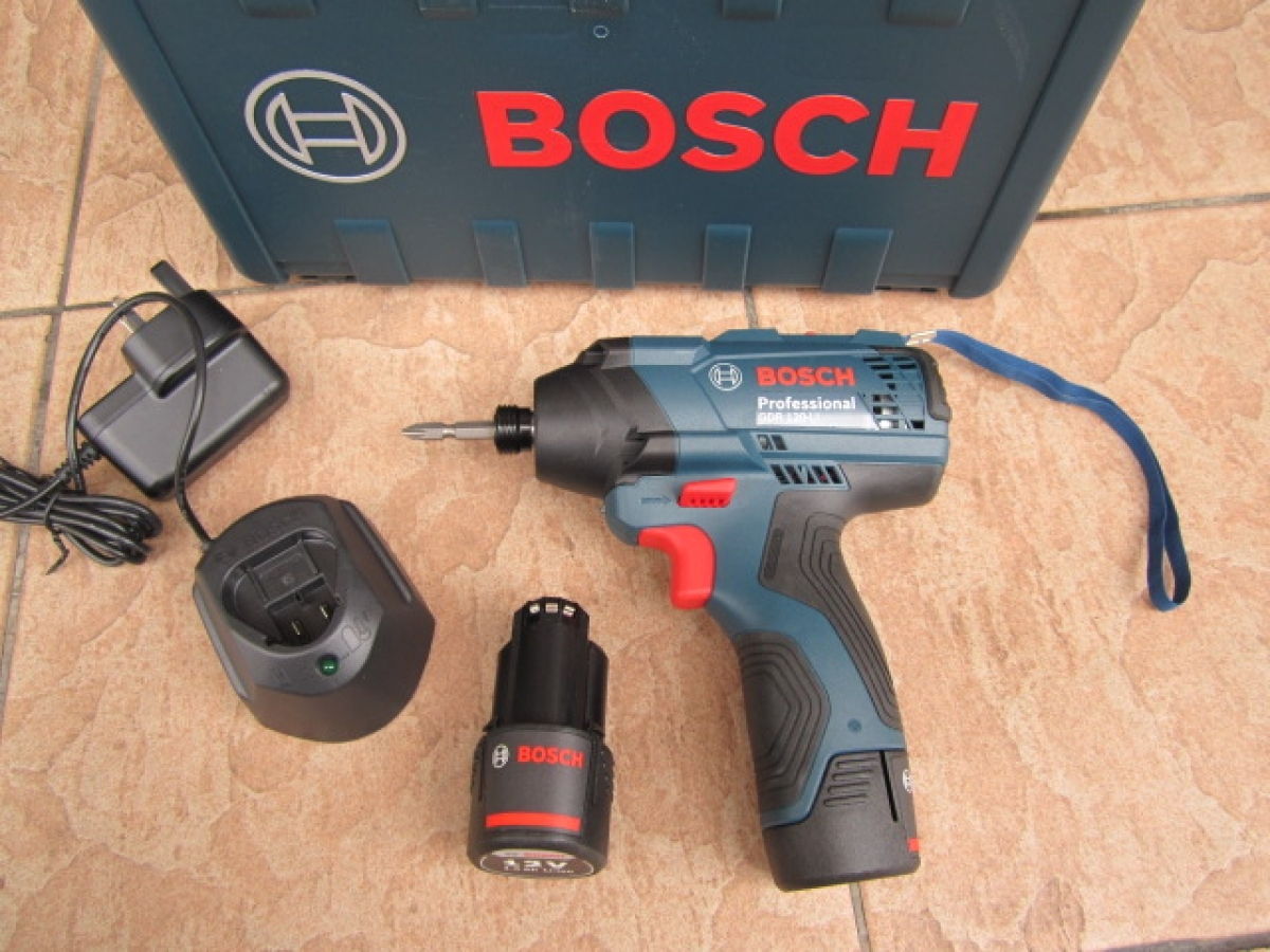 bosch gdr 12v compact cordless impact driver my power tools. Black Bedroom Furniture Sets. Home Design Ideas