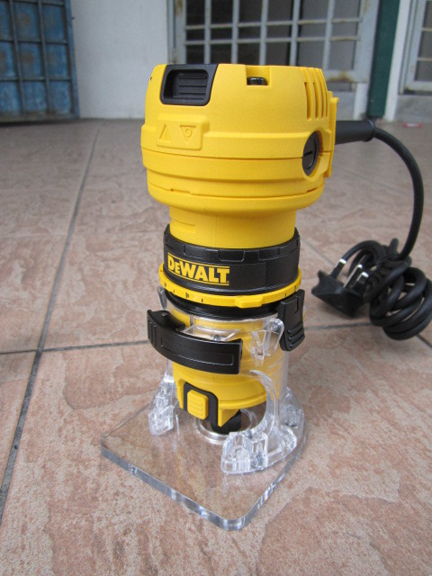 Dewalt 390w Laminate Trimmer My Power Tools