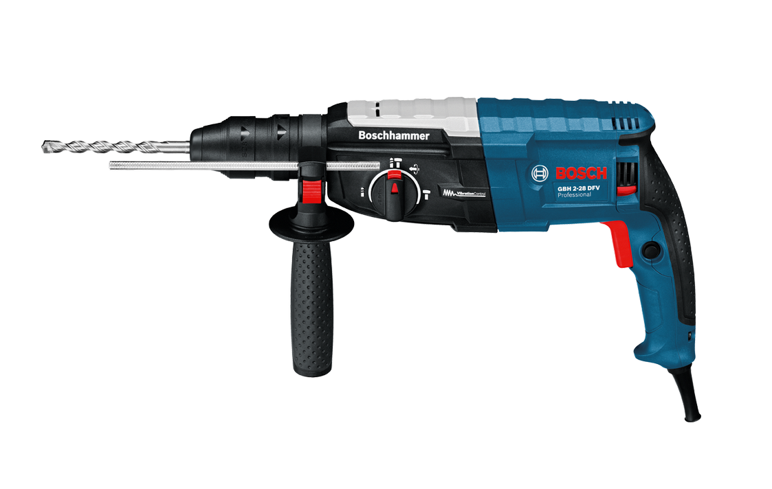 bosch gbh 850w 28mm sds plus rotary hammer my power tools. Black Bedroom Furniture Sets. Home Design Ideas