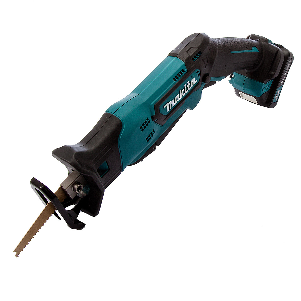 makita 12v max cordless reciprocating saw my power tools. Black Bedroom Furniture Sets. Home Design Ideas