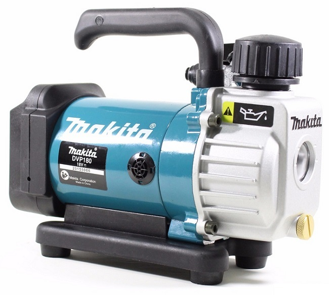 Makita 18v Cordless Vacuum Pump My Power Tools