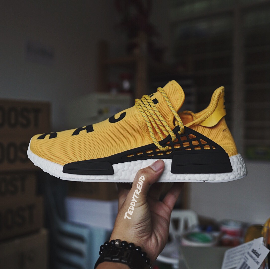 Cheap Adidas NMD Human Race Boost Shoes Sale Online 2017