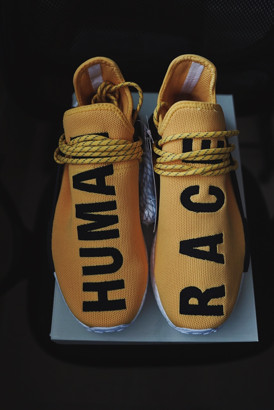 Pharrell x NMD Black (PK Factory 2nd Batch),PK Factory