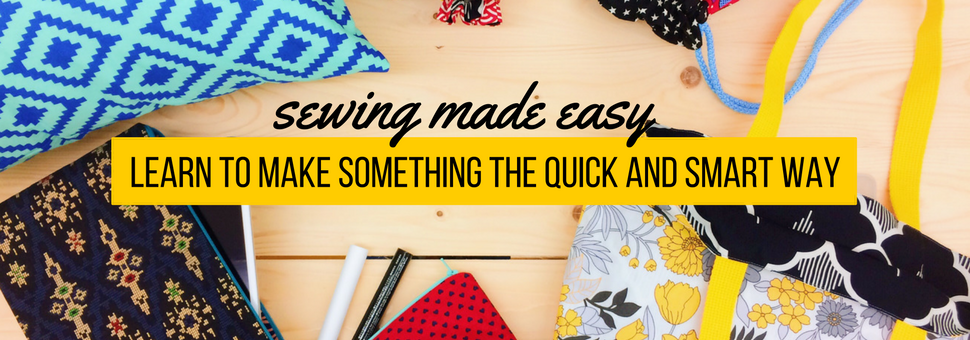 Learn how to sew the easy way