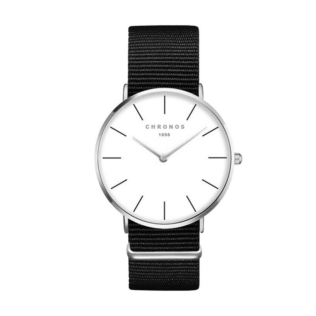 Minimal Chronos Nylon Watches  Black Sliver.jpg