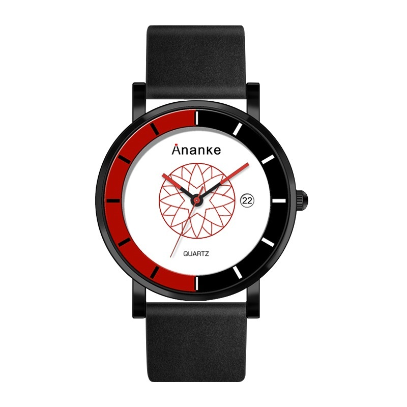 Holder Ananke Leather Watches Red.jpg