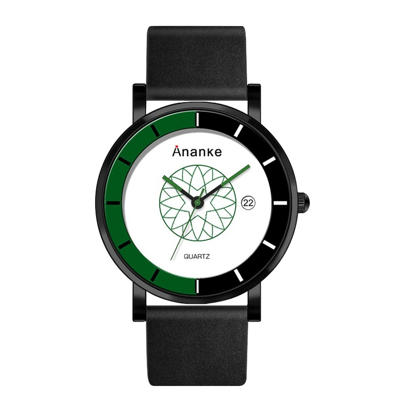 Holder Ananke Leather Watches Green.jpg