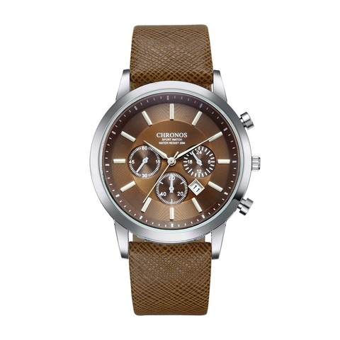 Antron Chronos Leather Watches Brown.jpg
