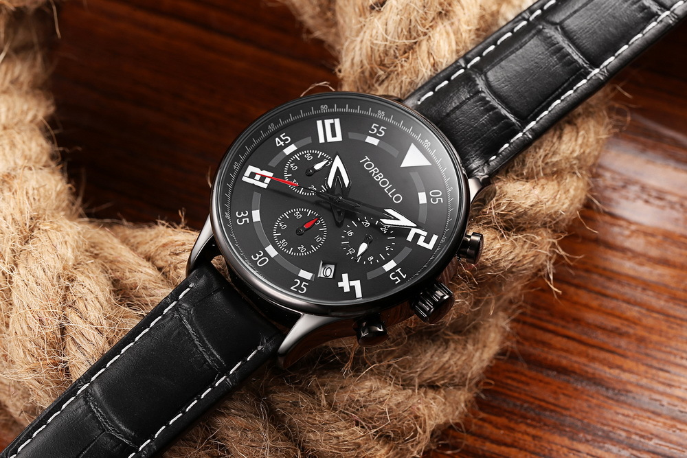 Gent V2 Chronograph Leather Watches Series 6.jpg