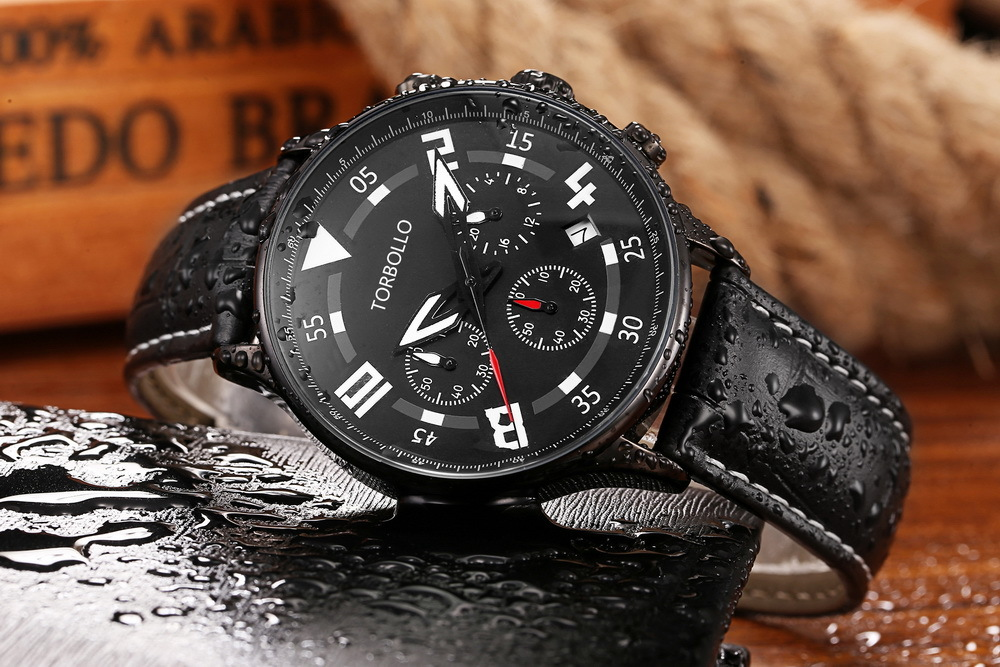 Gent V2 Chronograph Leather Watches Series 5.jpg
