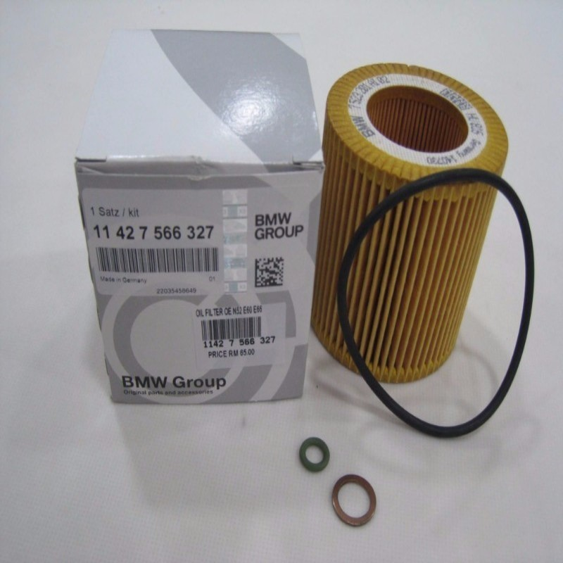 BMW 7 SERIES E66 F02 730Li ENGINE OIL SERVICE KIT - RM 650 FULLY SYNTHETIC.jpg