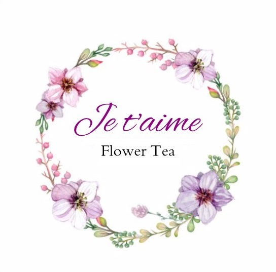 Je t'aime Flower Tea