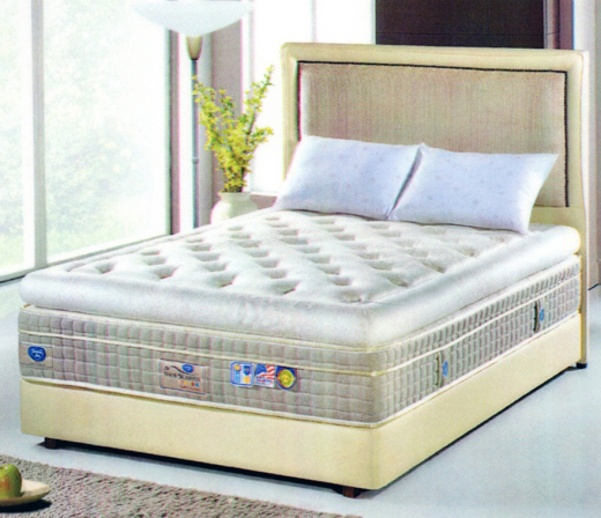 Home › Spring Air Four Seasons Latex Luxury Mattress. 1487424613_1514060_z
