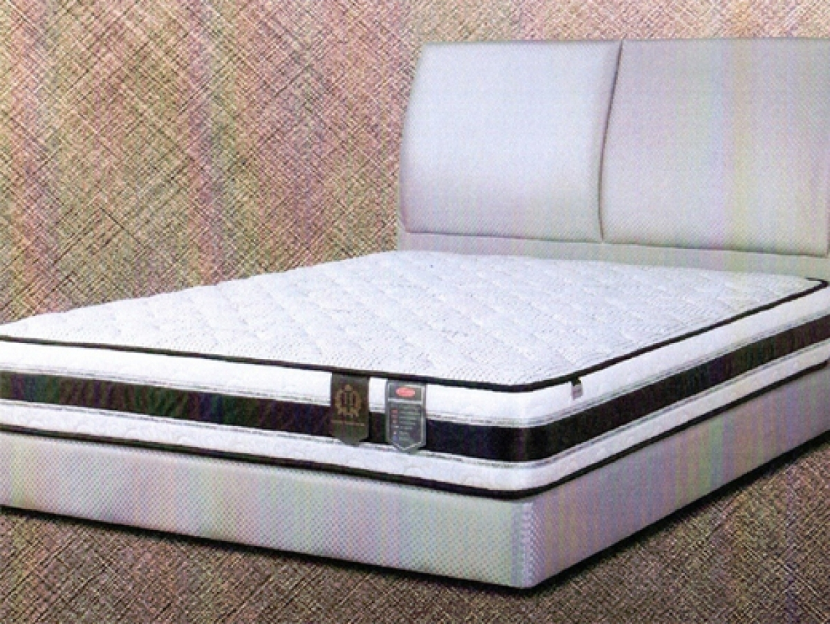 Englander new cambridge ii queen spring mattress rym for Englander mattress