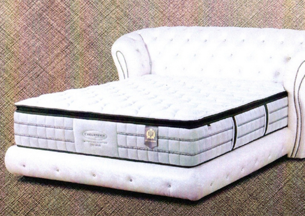 Englander mariott queen spring mattress rym furniture for Englander mattress