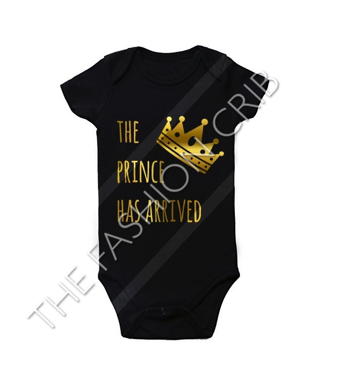 the prince has arrived black tee with gold printing _watermarked-1.jpg