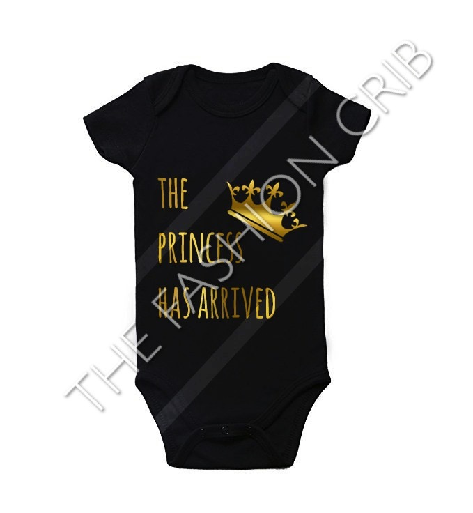 the princess has arrived black tee with gold printing _watermarked.jpg