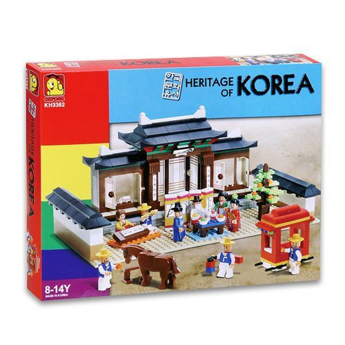 Oxford Heritage of KOREA KH3362.jpg