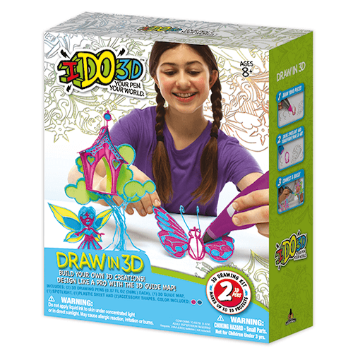 Ido3D 2 Pen Set With Foldout Guide 8.png