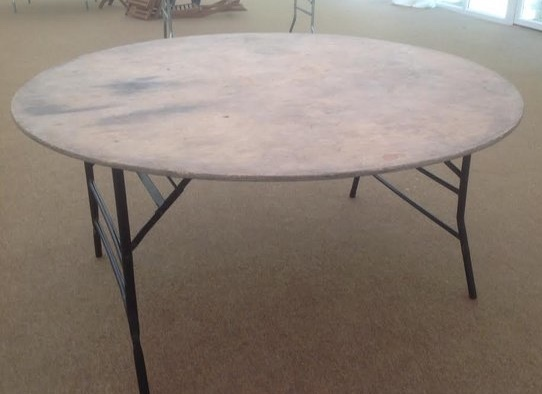 RTC030A 4ft Round Table Rental