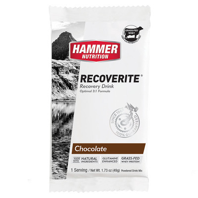 Recoverite-1 serving, Chocolate