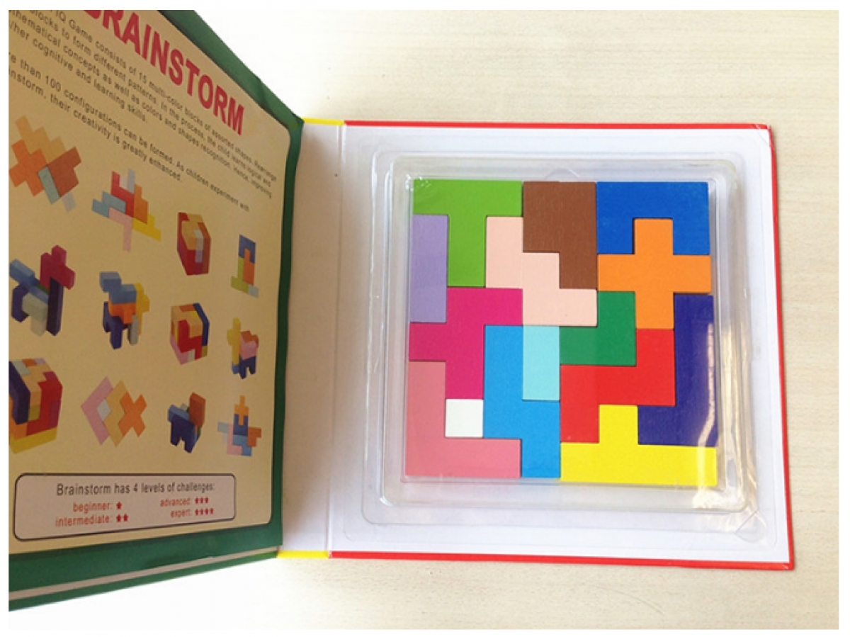 Wooden Creative Block Brainstorm Toysdirect Online